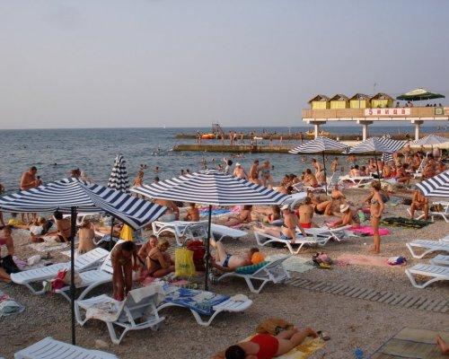 Пляжи Севастополя не получили разрешения на работу