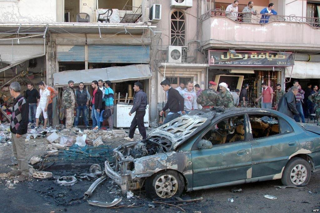 ВТбилиси из-за взрыва газа погибло четыре человека