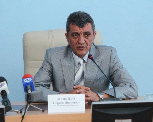Меняйло просит Нарышкина помочь с законом о реабилитации крымчан