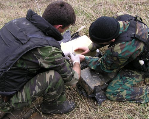 В Севастополе найдены снаряды времен войны